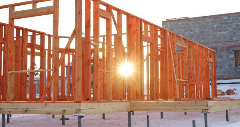 Каркасные дома — от проекта до коттеджа