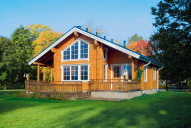 Финский дом с мансардой Т120