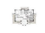 Мансардный дом с округлой террасой Т078