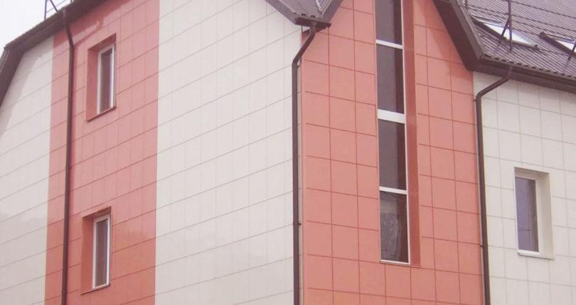 Вентилируемый фасад своими руками