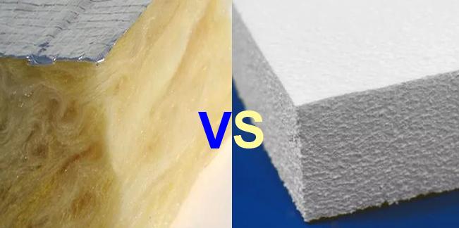 Выбор утеплителя: минвата или пенополистирол?