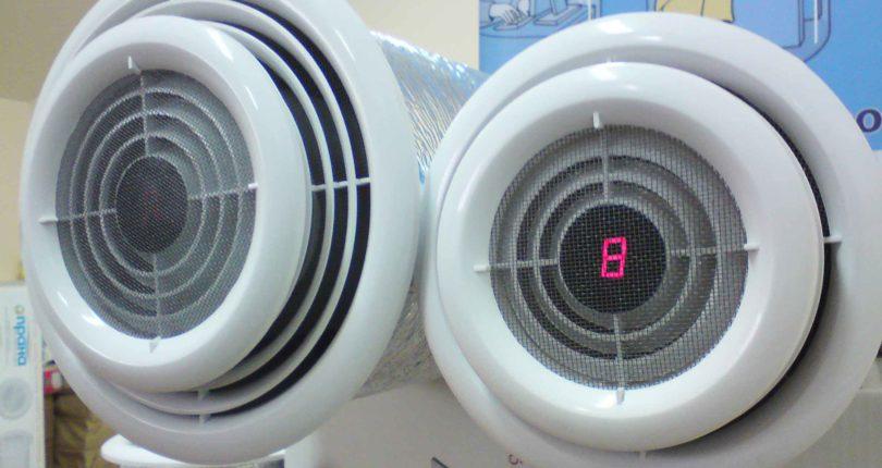 Рекуператор в системе вентиляции частного дома