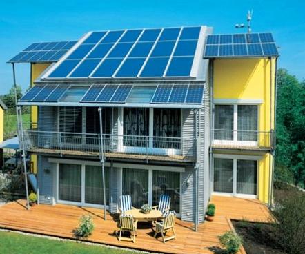 Энергосбережение при отоплении. Пассивный дом
