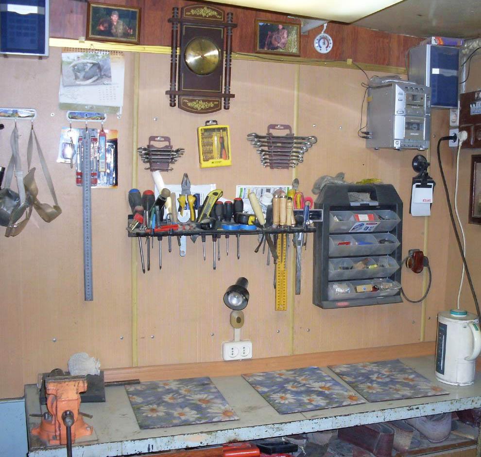 Поделки в гараж фото