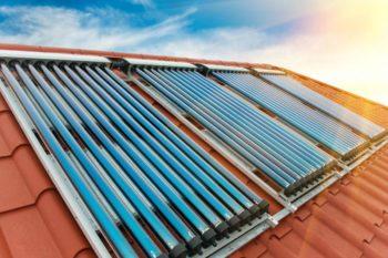 Солнечный коллектор – прогрессивный вид отопления частного дома