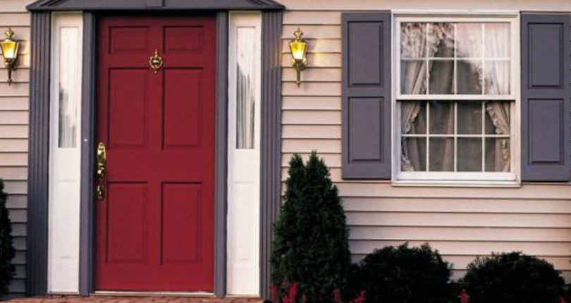 входные двери в дом размеры