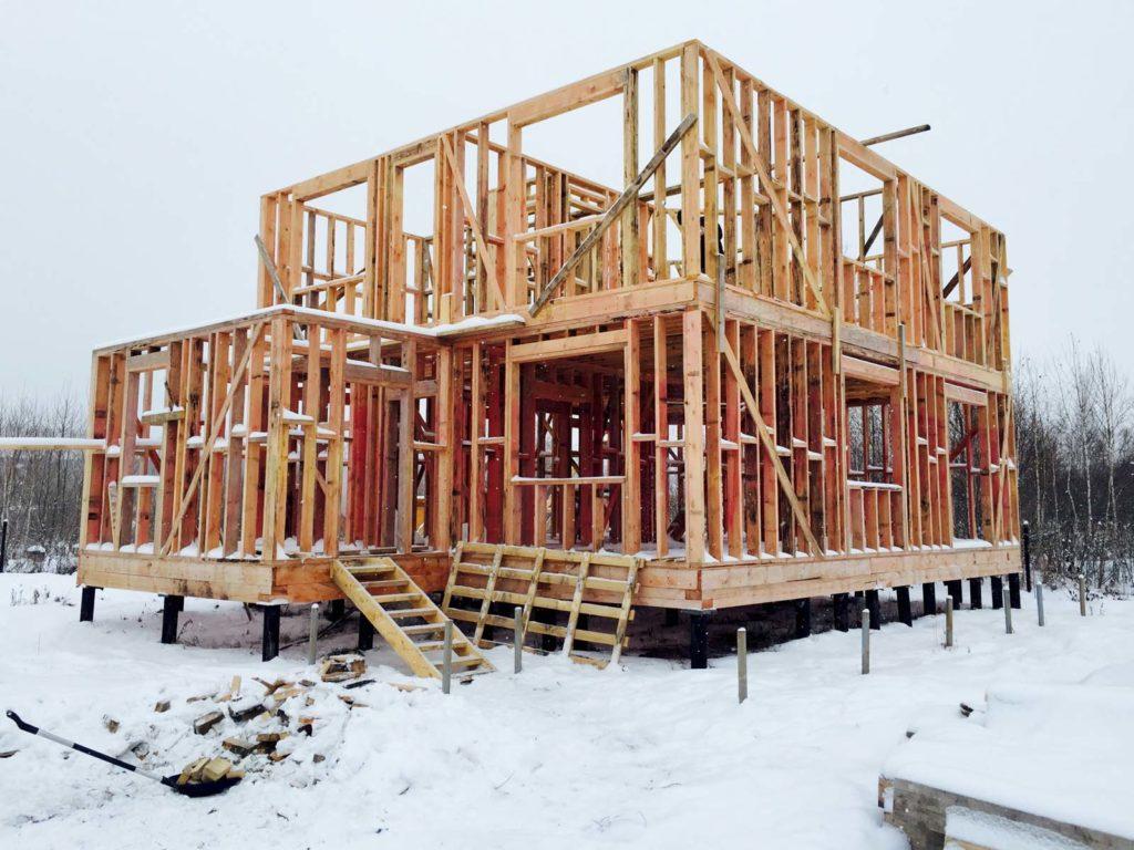 хилькевич строительство домов канадская технология фото красноярский сельскохозяйственный