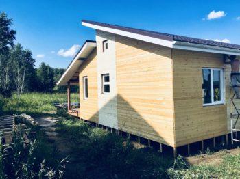 финский каркасный дом